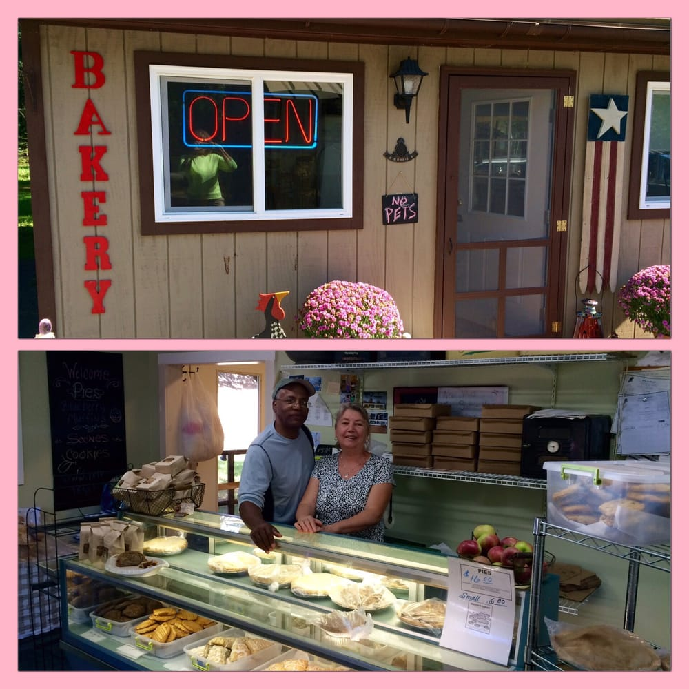 Breadbox Bakery: 40 Back Ridge Rd, Orland, ME