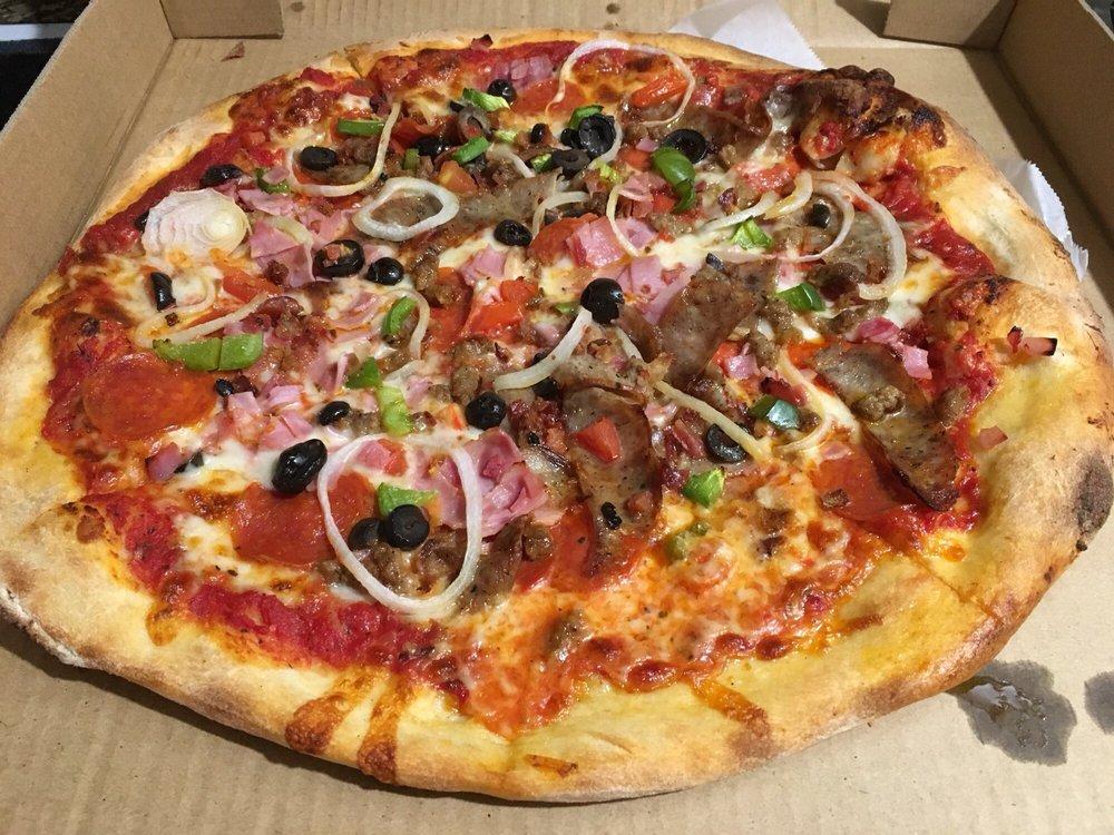 Bronx Pizza: 4530 Hoffner Rd, Orlando, FL