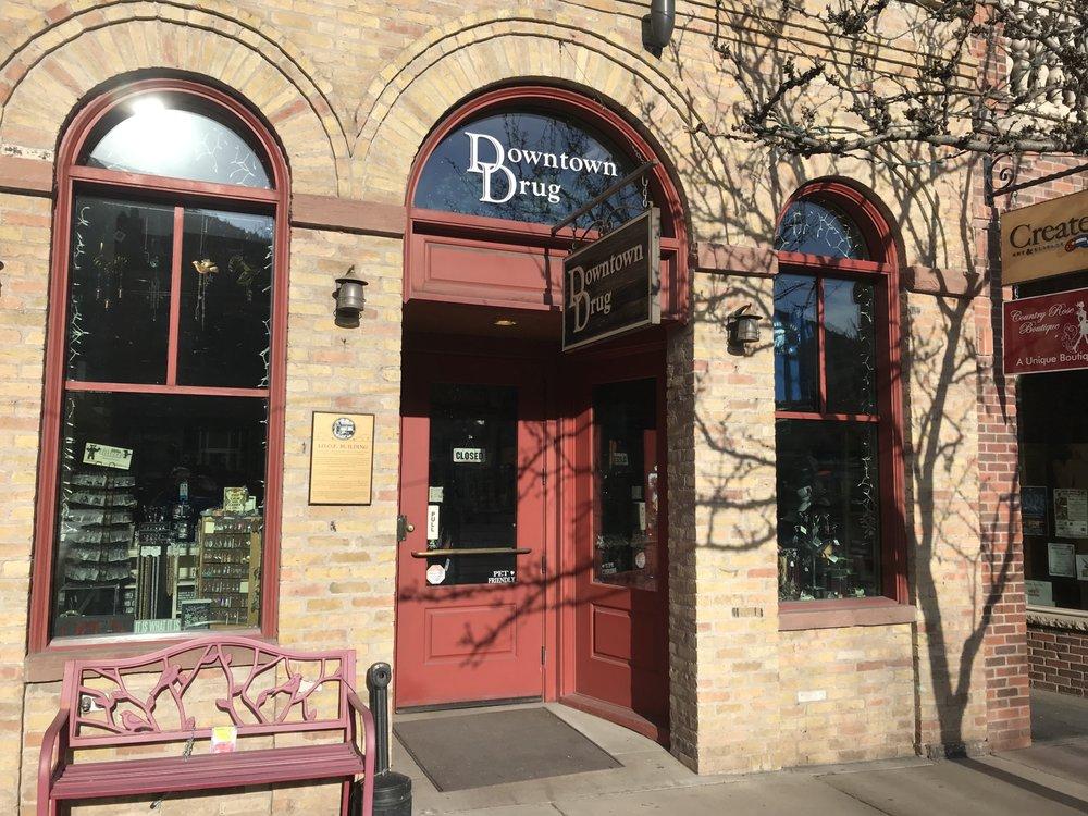 Downtown Drug: 825 Grand Ave, Glenwood Springs, CO