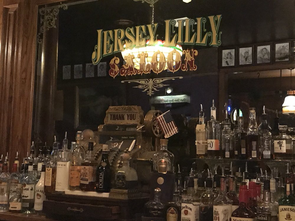 Social Spots from Jersey Lilly Saloon