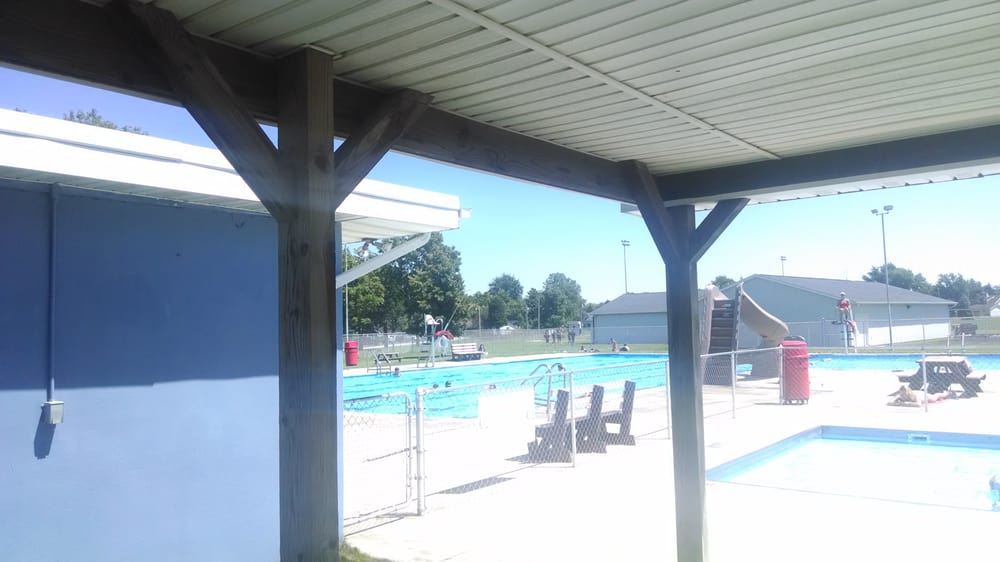 Arcanum community Swimming Pool: 10-98 Weisenbarger Ct, Arcanum, OH