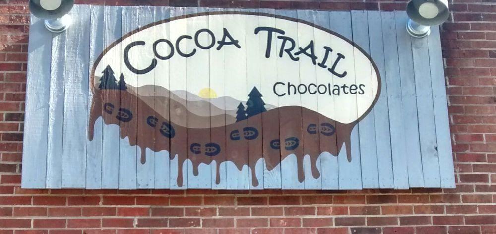 Cocoa Trails Chocolates: 3368 Virginia Ave, Collinsville, VA