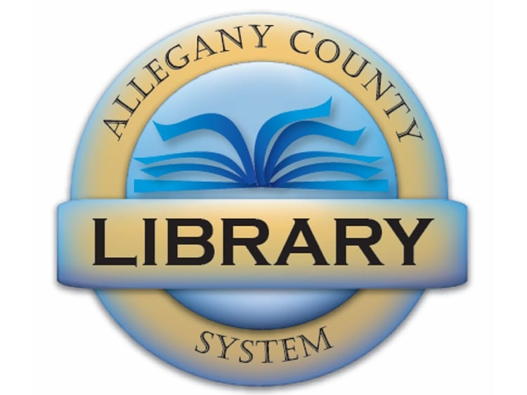 Allegany County Library System logo