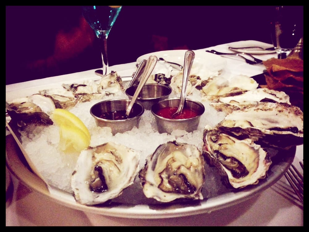 Oyster variety yelp for 801 fish leawood