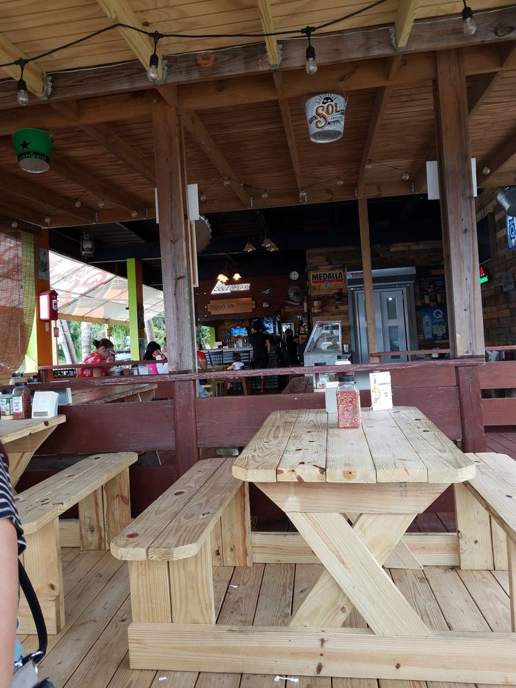 Cosecha Restaurant & Pizza: Carretera 162 Km 16.4, Barranquitas, PR