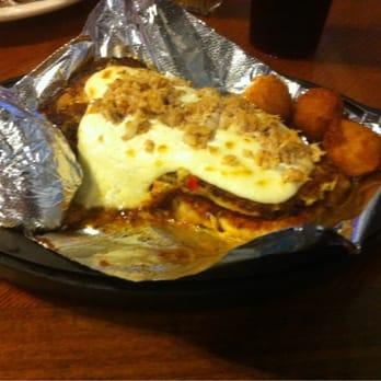 Photo Of Gene S Seafood Restaurant Jacksonville Fl United States Crab Crusted Mahi