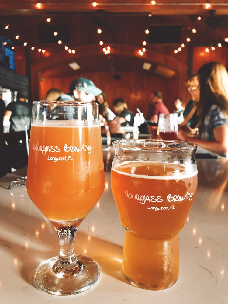 Hourglass Brewing at Hourglass District: 2500 Curry Ford Rd, Orlando, FL