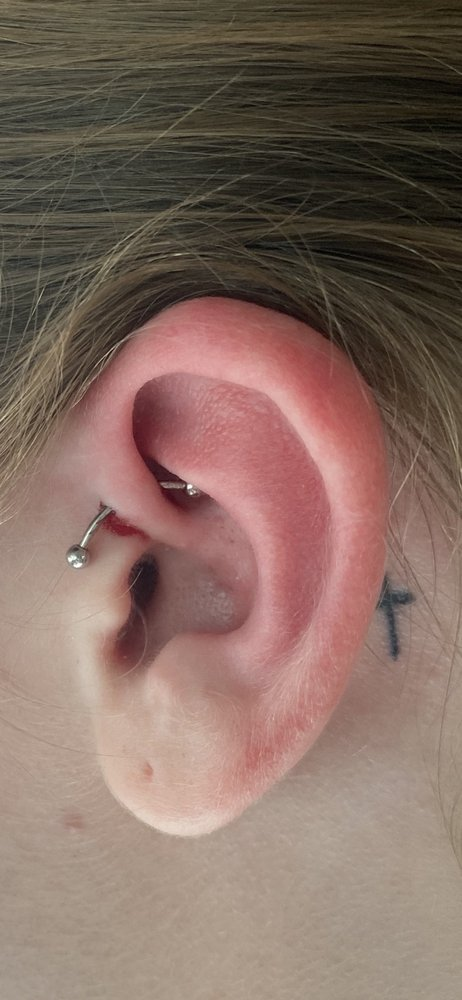 The Vault Tattoo and Piercing Studio: The Village Shopping Ctr, Little Rock, AR