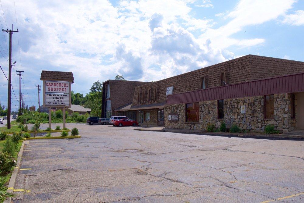 Carrousel Keyer Tobacco Shoppe: 8001 Reading Rd, Cincinnati, OH
