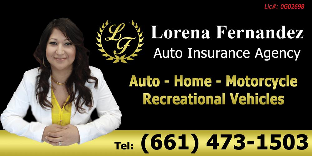 Lorena Fernandez Auto Insurance Agency | 5405 Stockdale Hwy, Bakersfield, CA, 93309 | +1 (661) 473-1503