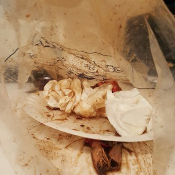Red Mountain Crawfish Food Truck