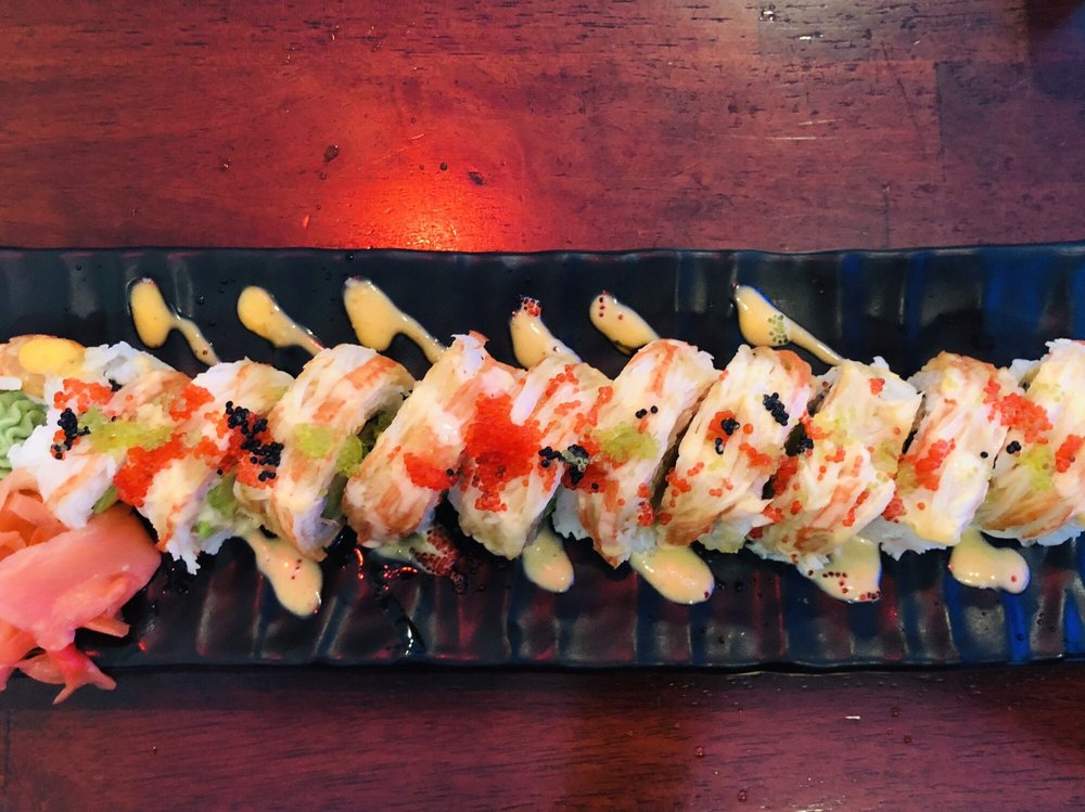 Baitong Thai & Sushi Restaurant: 3915 A1A S, St Augustine, FL