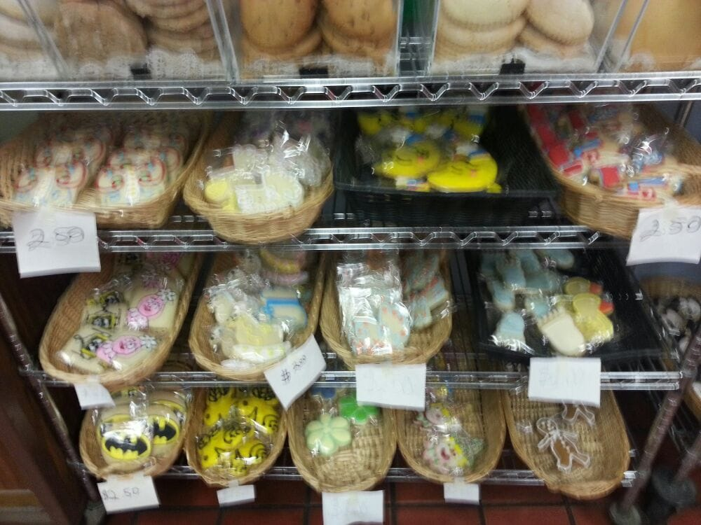 Minos Bakery Pleasantville Nj