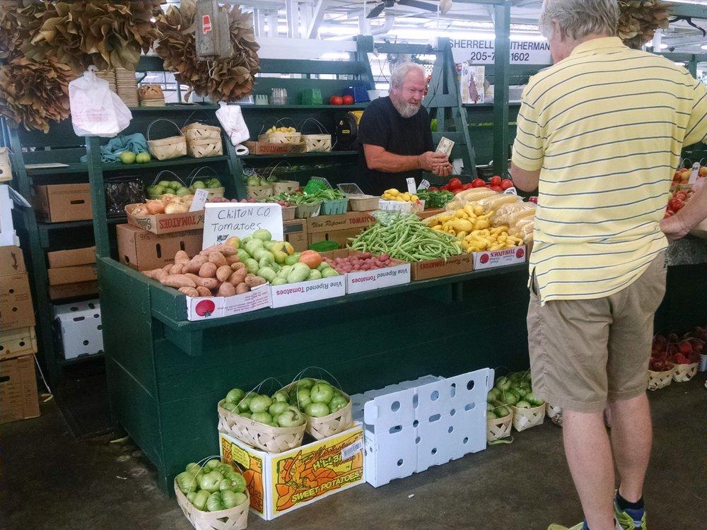 Montgomery Curb Market