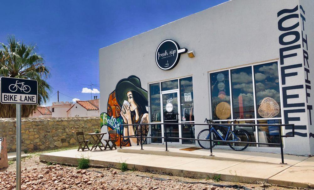 Fresh Sip: 7861 San Jose Rd, El Paso, TX