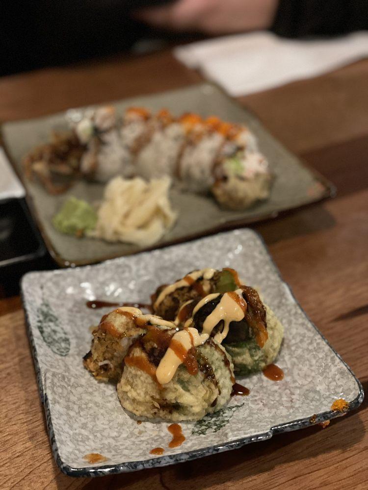 Aji Sushi & Grill - Newcastle: 13176 Newcastle Commons Dr, Newcastle, WA