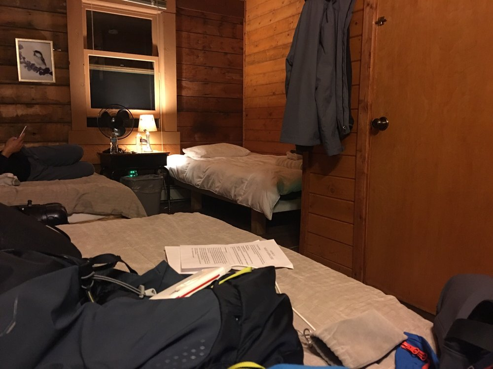Mount Aurora Lodge: 2320 Fairbanks Creek Rd, Fairbanks, AK
