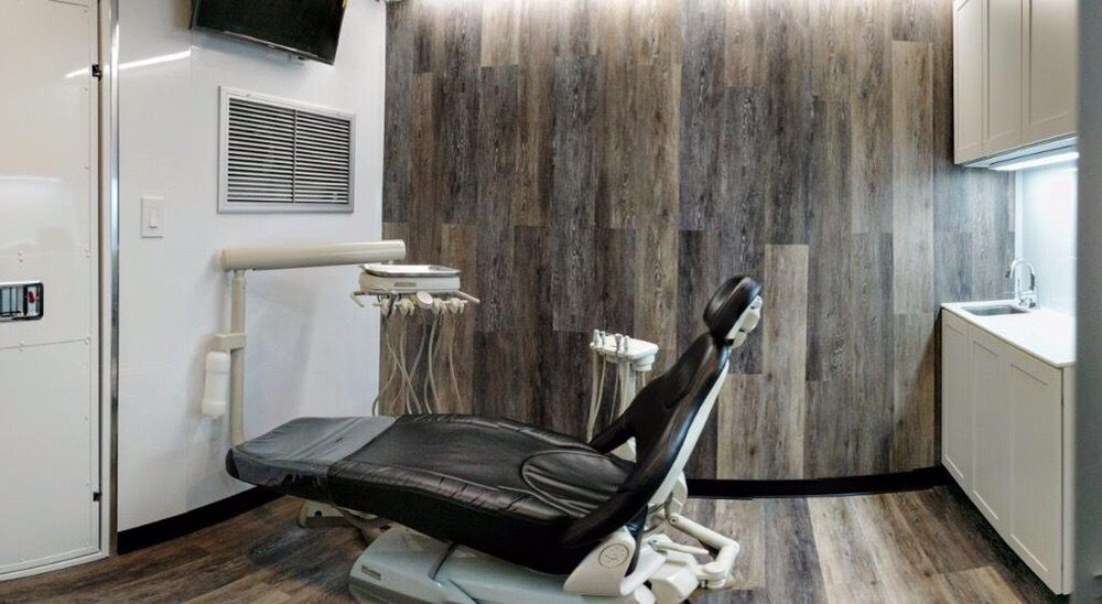 Photo Of New Avenue Dentistry   Irving, TX, United States. Inside One Of