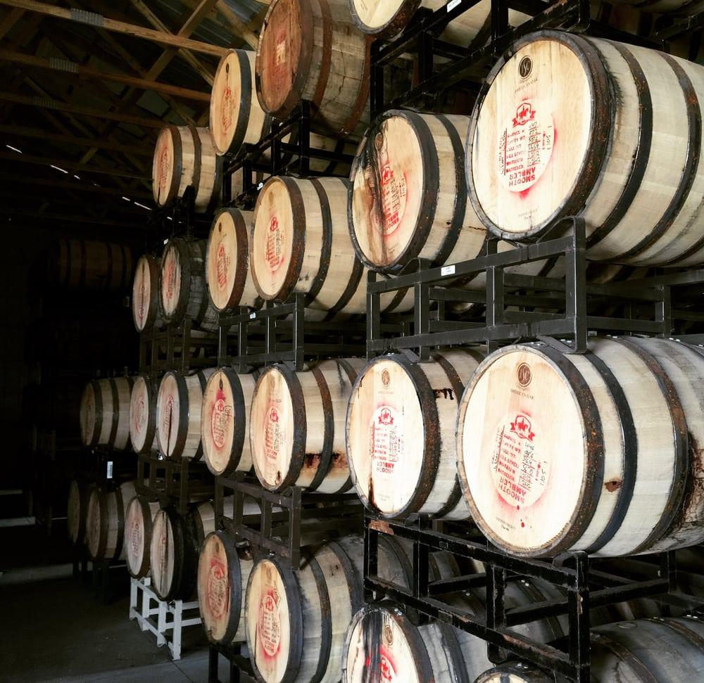 Smooth Ambler Spirits: 745 Industrial Park Rd, Maxwelton, WV