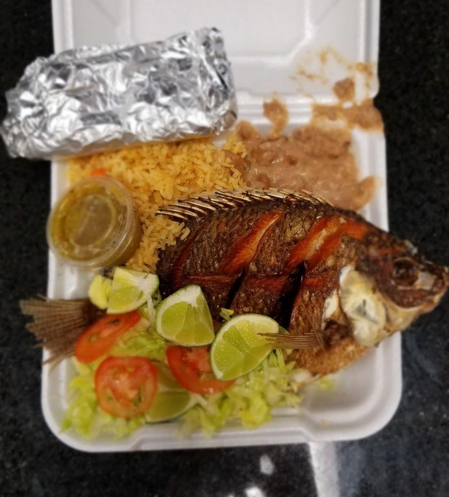 Alondra's Mexican Restaurant: 101 W Walnut Ave, Dalton, GA