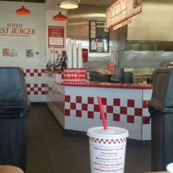 Photo Of Five Guys Bourbonnais Il United States