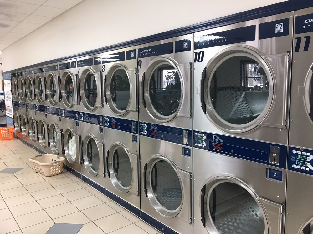 Washer's Laundromat: 24035 Third St, Grand Rapids, OH