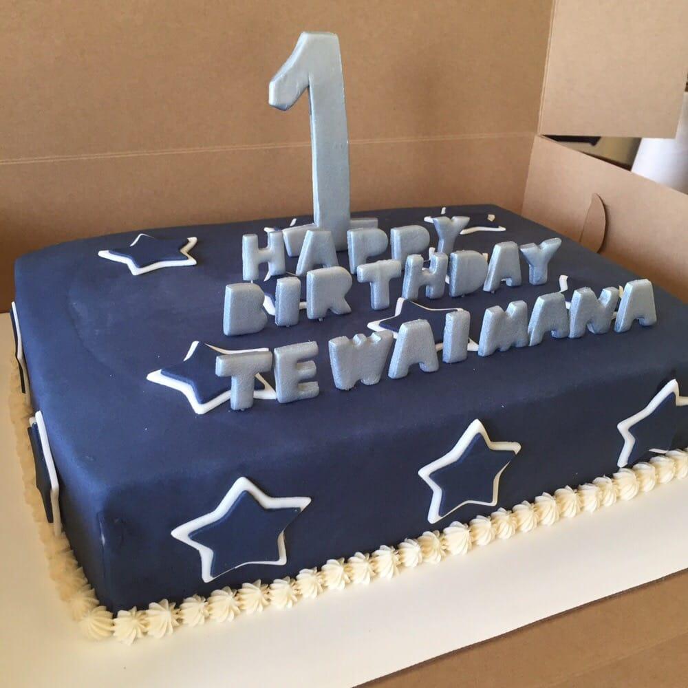 Dallas Cowboys themed birthday cake Yelp