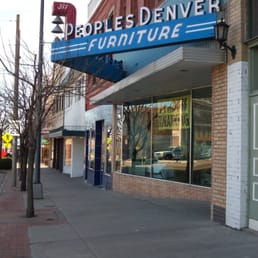 Furniture Stores In Pueblo Co Peoples Denver Furniture - Home Decor - 311 N Santa Fe Ave ...