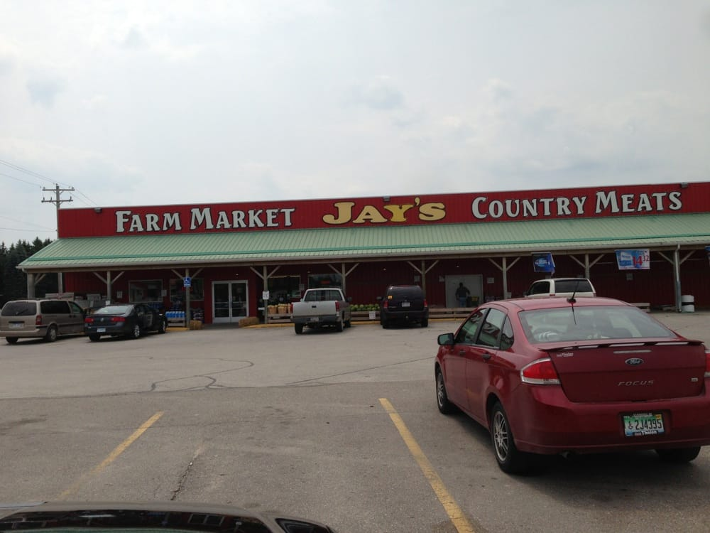 Jay's Fruit Market: 4378 S Huron Rd, Standish, MI