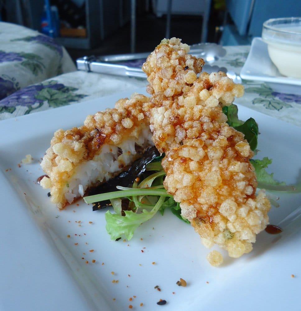 Crispy Kataifi-Wrapped Shrimp (shredded phyllo dough) w/wasabi ...