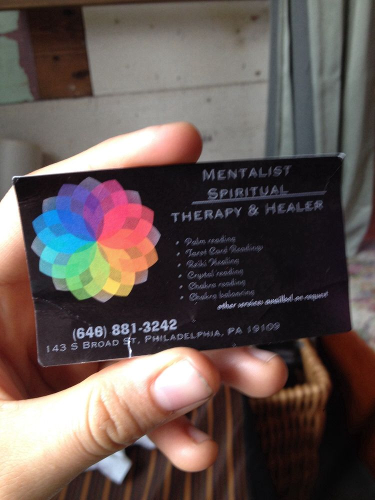 She even has typos on her business card!!! - Yelp