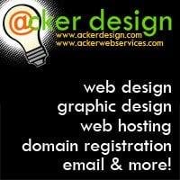 Acker Design & Web Services: 22628 Parrotts Ferry Rd, Columbia, CA