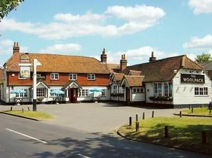 The Woolpack: Milford Road, Godalming, SRY