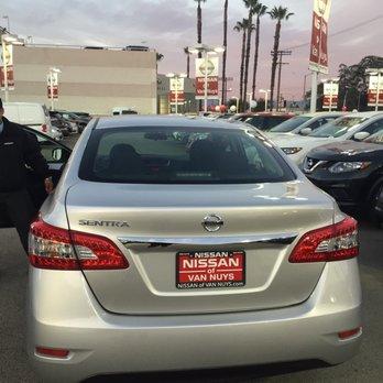 NISSAN of VAN NUYS | New Nissan dealership in Van Nuys, CA 91401