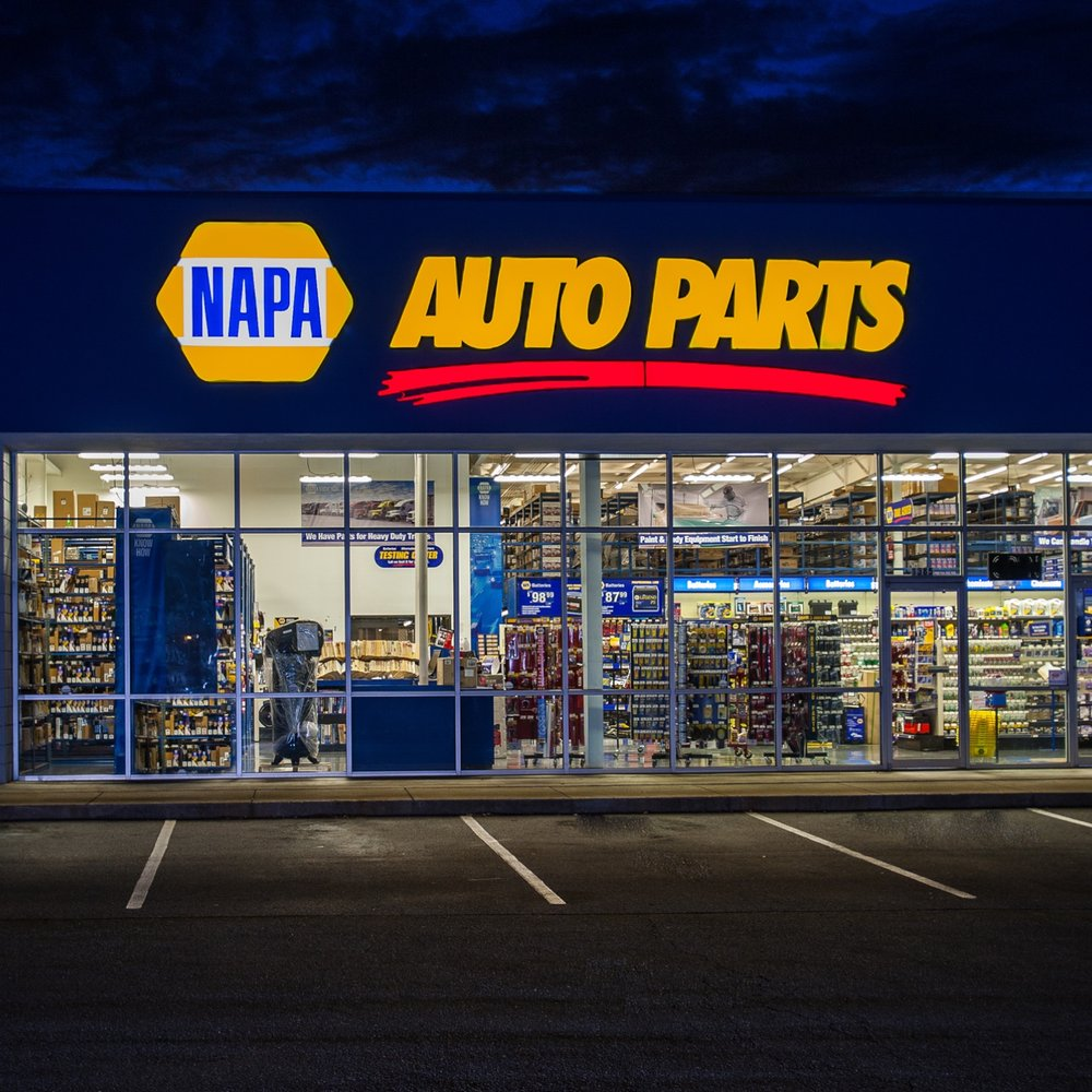 NAPA Auto Parts - Goodman Enterprises: 1110 South Heaton, Knox, IN