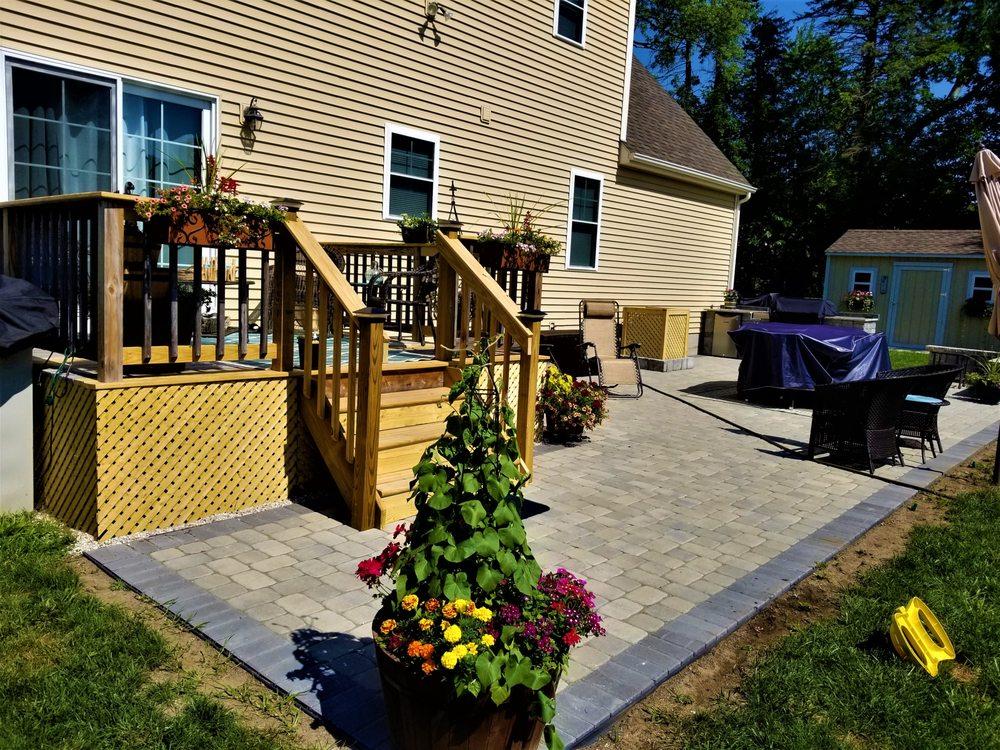Nature Redesigned Landscaping: 304 Norwood Ave, Warwick, RI