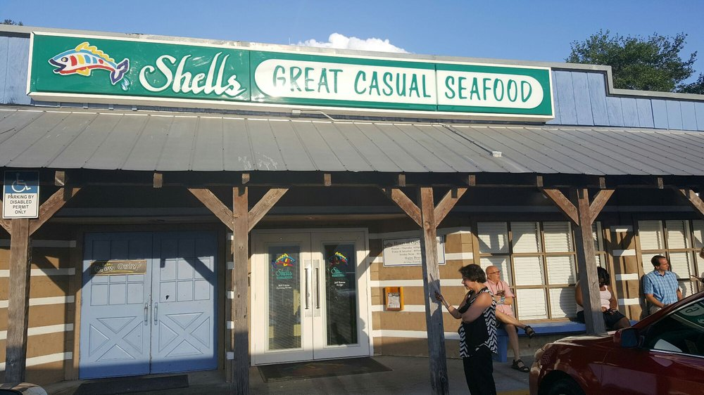 Photo Of Shells Seafood Restaurant Brandon Fl United States