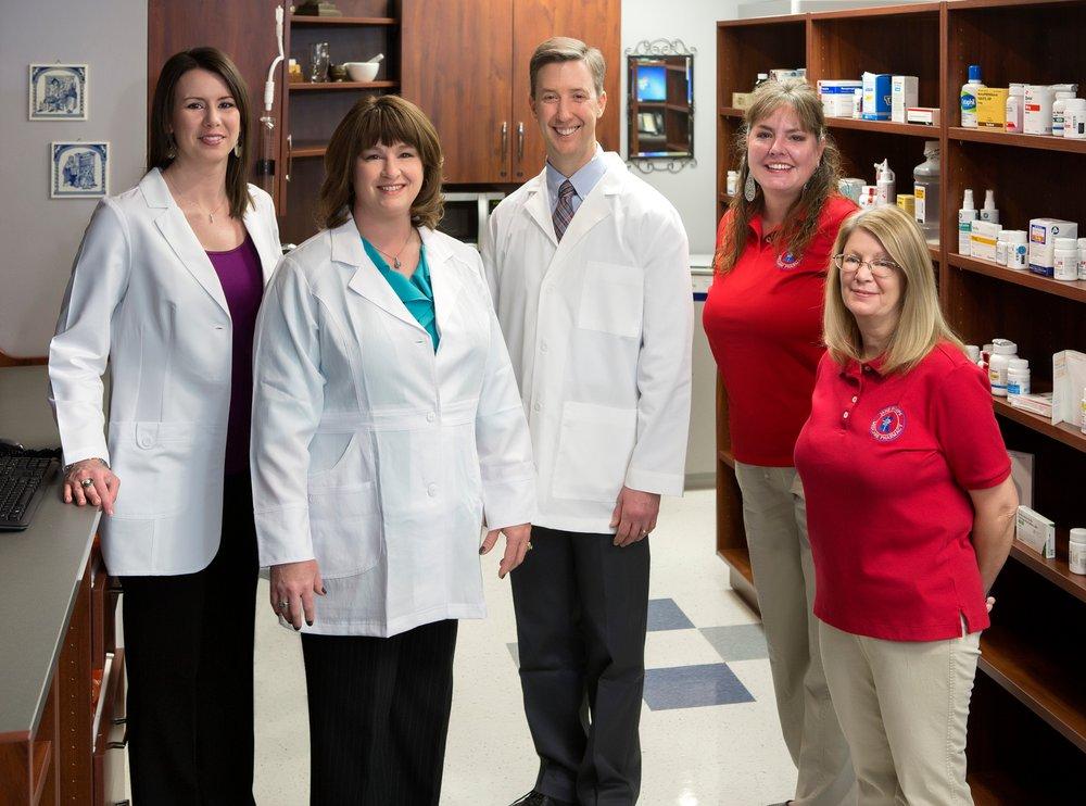 Jane Phillips MedCare Pharmacy: 3500 E Frank Phillips Blvd, Bartlesville, OK