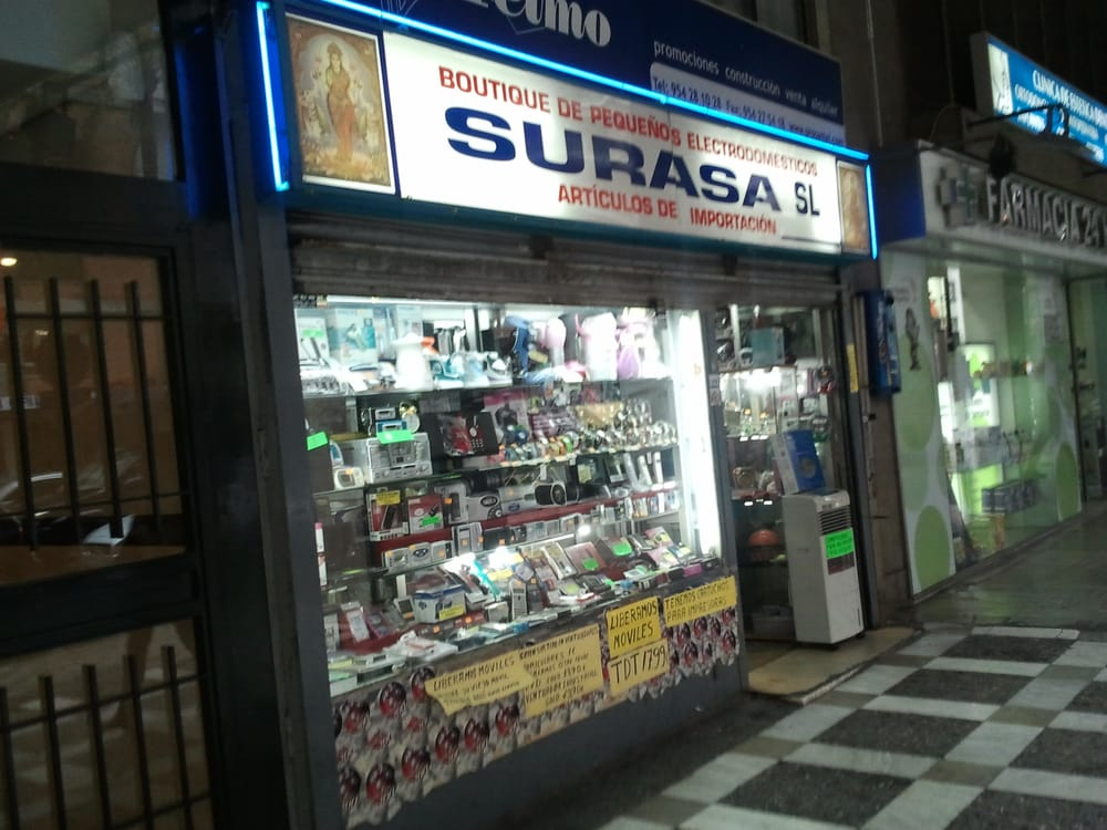 Surasa electrodom sticos avenida republica argentina - Electrodomesticos sevilla ...