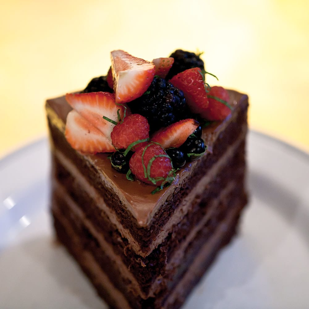 Truluck S Chocolate Cake
