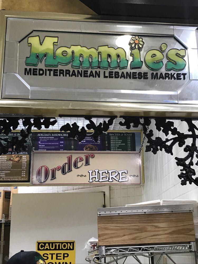 Mommies Deli & Lebanese Market: 2597 N Parkerson, Crowley, LA
