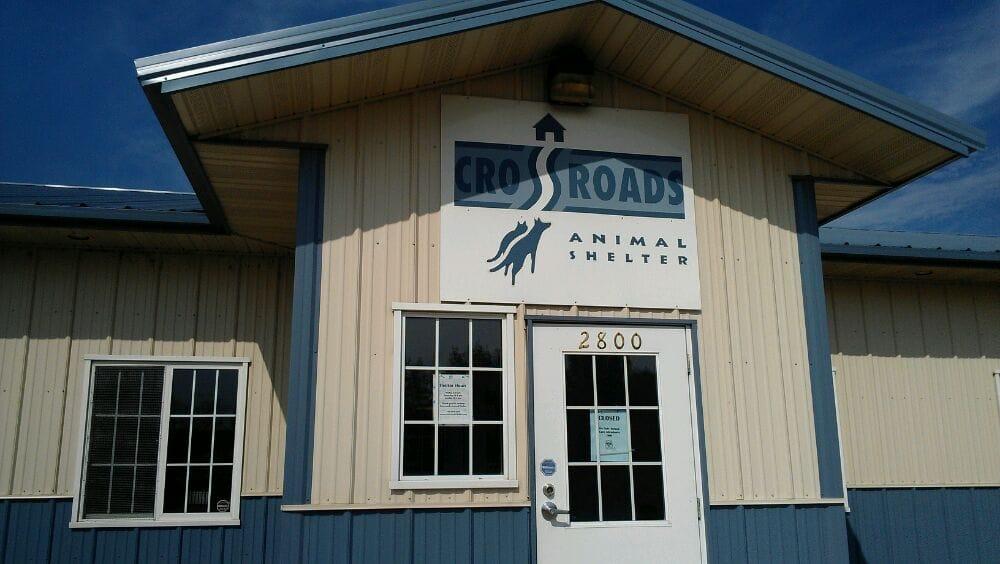 Crossroads Animal Shelter: 2800 10th St SE, Buffalo, MN