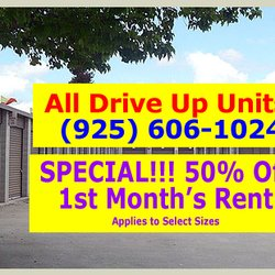 Airport Self Storage - 1491 Rutan Dr, Livermore, CA - 2019