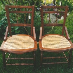 Local Services Furniture Repair · Photo Of Wolf Chair Caning U0026 Weaving   Virginia  Beach, VA, United States