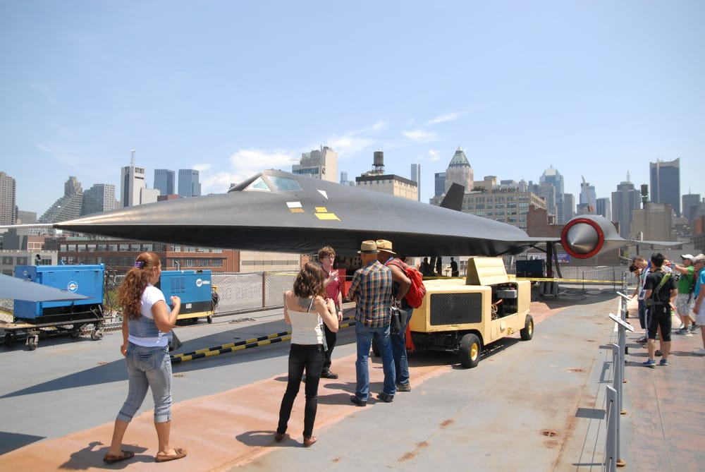 Intrepid sea air space museum 1253 foto e 373 - Portaerei new york ...