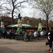 quiet photo of bohemian hall beer garden astoria ny united states - Bohemian Beer Garden