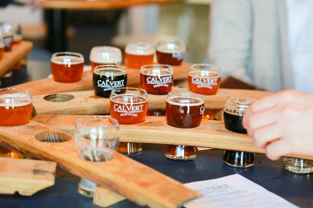 Calvert Brewing Company: 15850 Commerce Ct, Upper Marlboro, MD