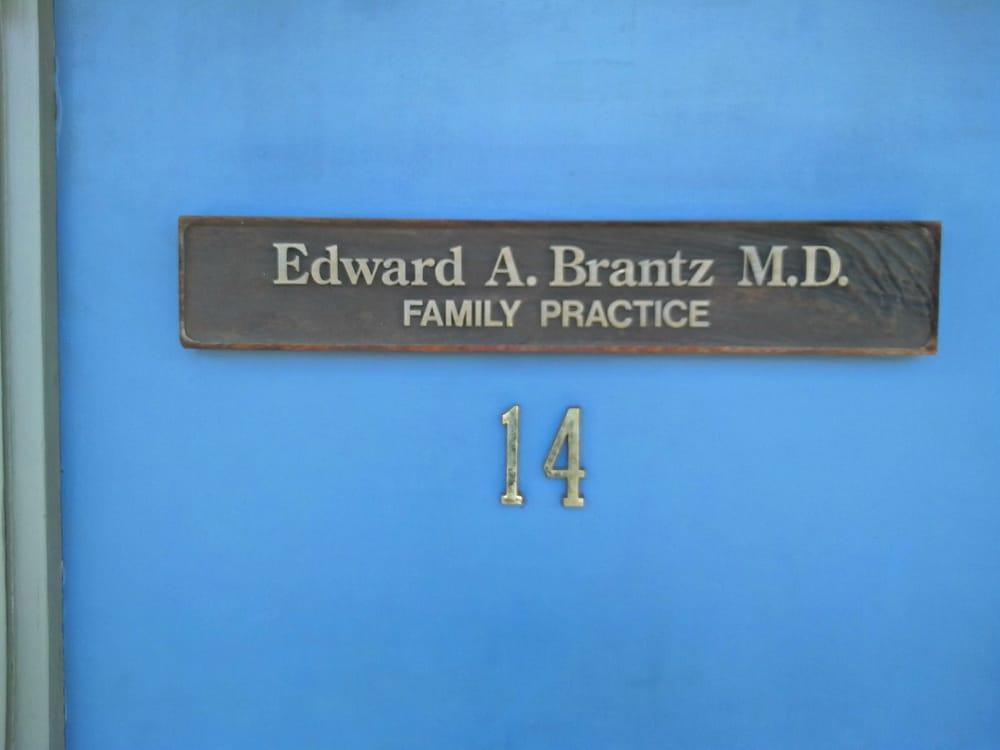 Edward Brantz, Perlman Clinic - Critical Care Medicine ...