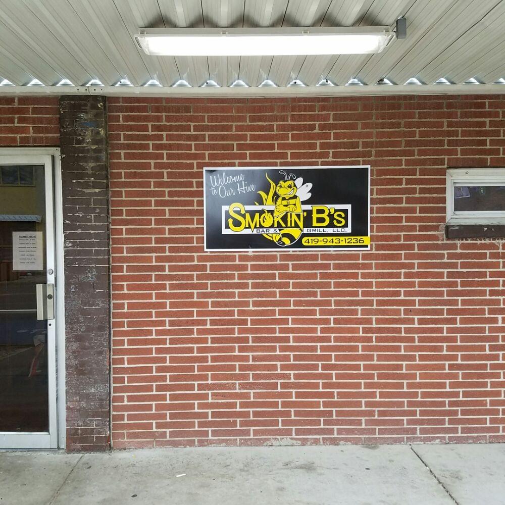 Smokin' B's: 125 E Main St, Leipsic, OH