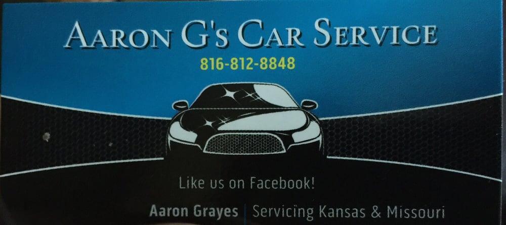 Aaron G's Car Service